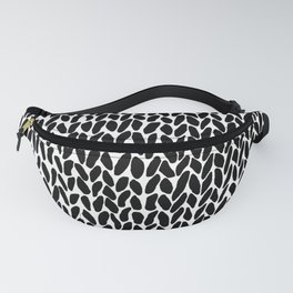 Hand Knit Zoom Fanny Pack