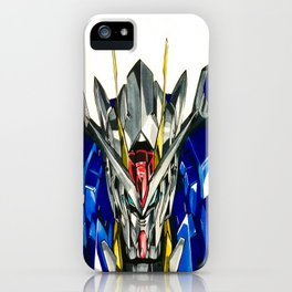 Gundam 00 iPhone Case