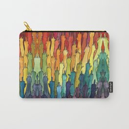 rainbow power Carry-All Pouch