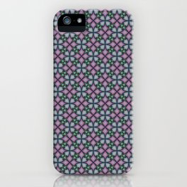 Interlocking Petals iPhone Case