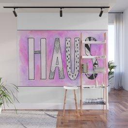 haus.0 Wall Mural