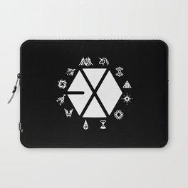 Member Signs Exo Laptop Sleeve