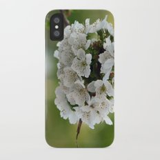 Cluster Fuhlowers. iPhone X Slim Case
