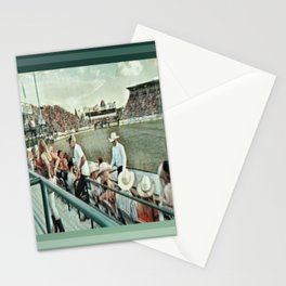 Rodeo Hitchin' Stationery Cards