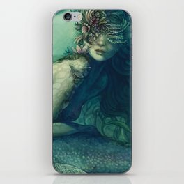 Mermaid Dwynwen iPhone Skin
