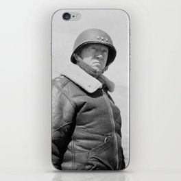 General George Patton iPhone Skin