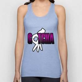 Gotcha The Circle Game Purple Unisex Tank Top