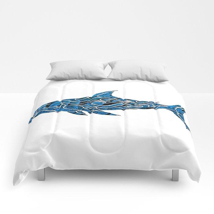 shark do do II Comforters