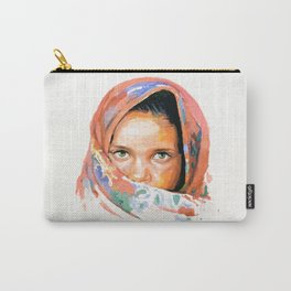 Amazigh Carry-All Pouch