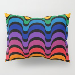 Spectrum Dips Pillow Sham