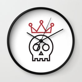 Hamlet. To be or not to be Wall Clock