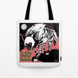 MOONWALKER Tote Bag