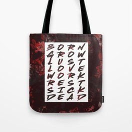 8 Phases of life Tote Bag