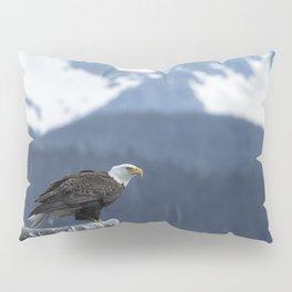 Bald Eagle of Resurrection Bay, No. 1 Pillow Sham