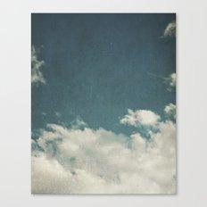 clouds 025 Canvas Print