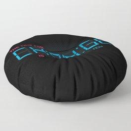 CH:AN:GE Floor Pillow