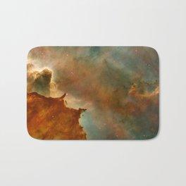 Abstract Space Art Bath Mat
