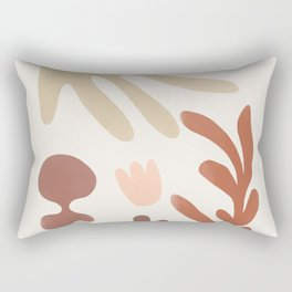Autumn Garden Harmony Terra Rectangular Pillow