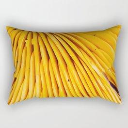 Yellow Gills Rectangular Pillow