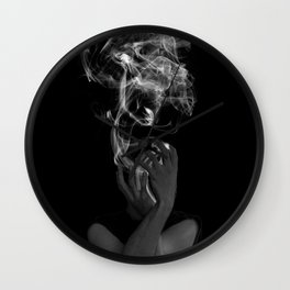Depressed Wall Clock