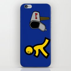 No Mail! iPhone & iPod Skin