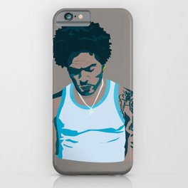 Lenny Kravitz - Portrait III iPhone Case