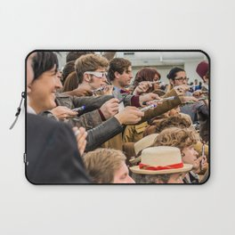 Doctor Who Through the Ages ... Laptop Sleeve