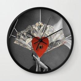Private Wall Clock