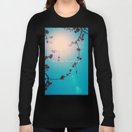 DRIFTING IN AND OUT Long Sleeve T-shirt