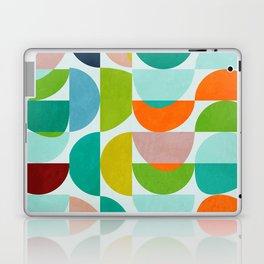 shapes abstract III Laptop & iPad Skin