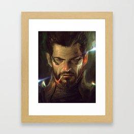 Adam Jensen Framed Art Print
