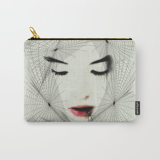 I will catch you Carry-All Pouch