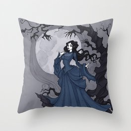 Annabel Lee I Throw Pillow