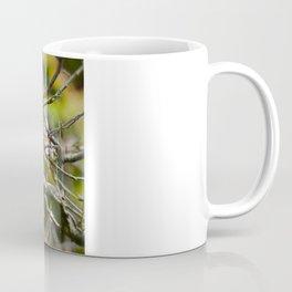 The little bird in the blossom tree Coffee Mug