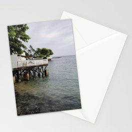 Right on the Water Stationery Cards