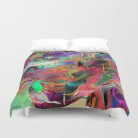 balance Duvet Covers featuring Balance by Archan Nair