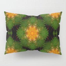Wreaths of Love.... Pillow Sham