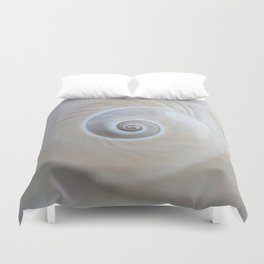 Seashell Swirl Duvet Cover