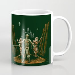 Heroes of Mars Coffee Mug