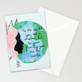 Mama Earth Stationery Cards