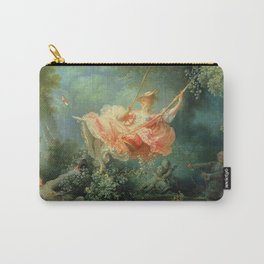 The Swing by Jean-Honoré Fragonard Carry-All Pouch