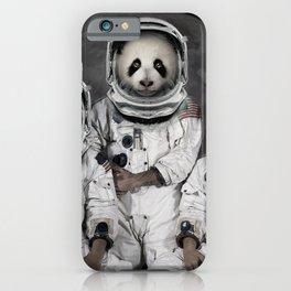 Capricorn 3 - Astronaut animal group iPhone Case
