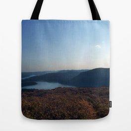 Mt Taurus Tote Bag