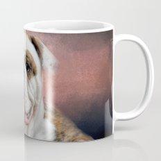 Hanging Out - Bulldog Mug