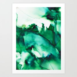 Ink 23 Art Print