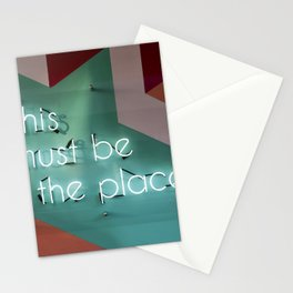 Right Here Stationery Cards
