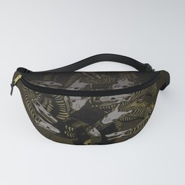 Lonely Hydra Fanny Pack