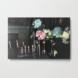 Blooming Memories Metal Print