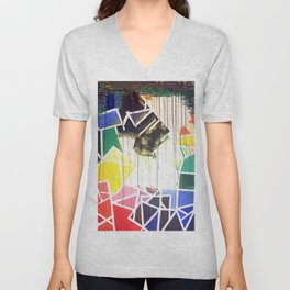 Color Theory Unisex V-Neck
