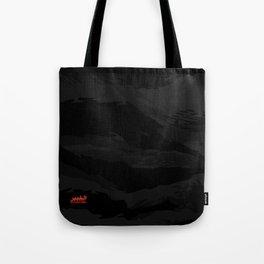 Black Tiger Camouflage Tote Bag